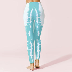 Blue Baby Leggings