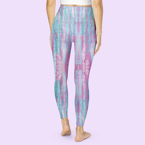 Rainbow Runway Leggings