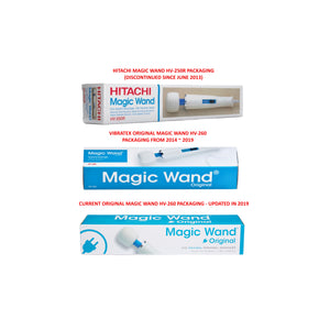 Magic Wand Original + IntiMD Trigger Pin Point Attachment
