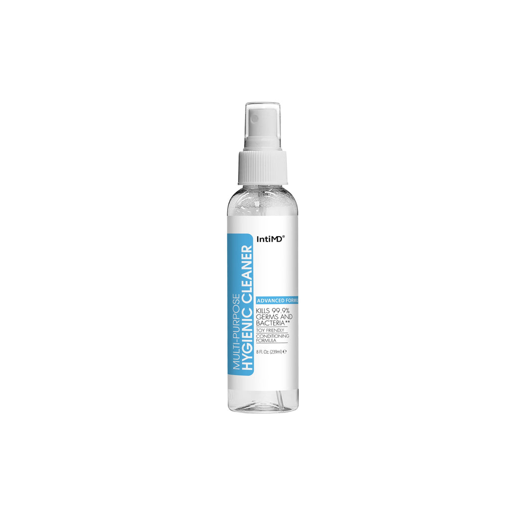IntiMD Multi-Purpose Hygienic Cleaner Advanced Pro-Skin Formula 8 Oz. - IntiMD