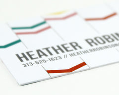 Archetto Business Card Angled