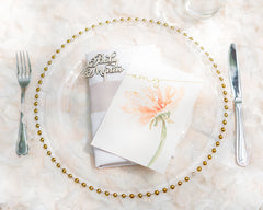 Blush Malibu Baby Shower