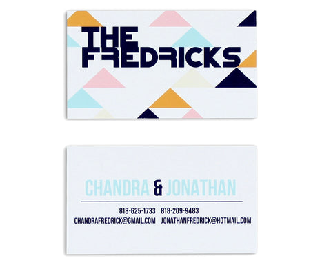 Geometrica Business Card