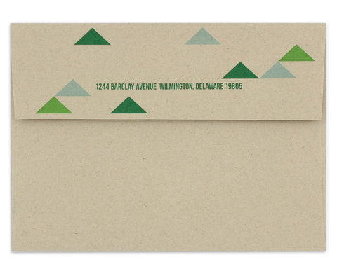 Holimetrica Return Address Printing