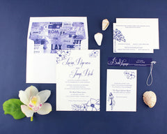Bon Voyage Wedding Suite