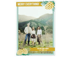 Pigna Holiday Card Front