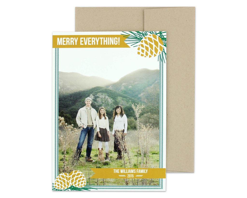 Pigna Holiday Card with Envelope
