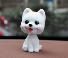 Load image into Gallery viewer, White Pomeranian
