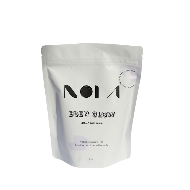 Nolaskinsentials vegan body scrub