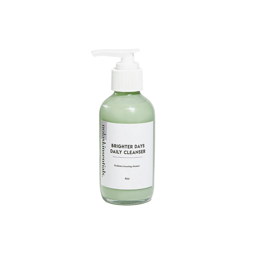 Brightening cleanser nolaskinsentials