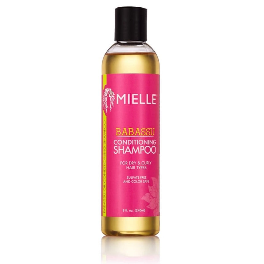 Mielle Babassu conditioning shampoo