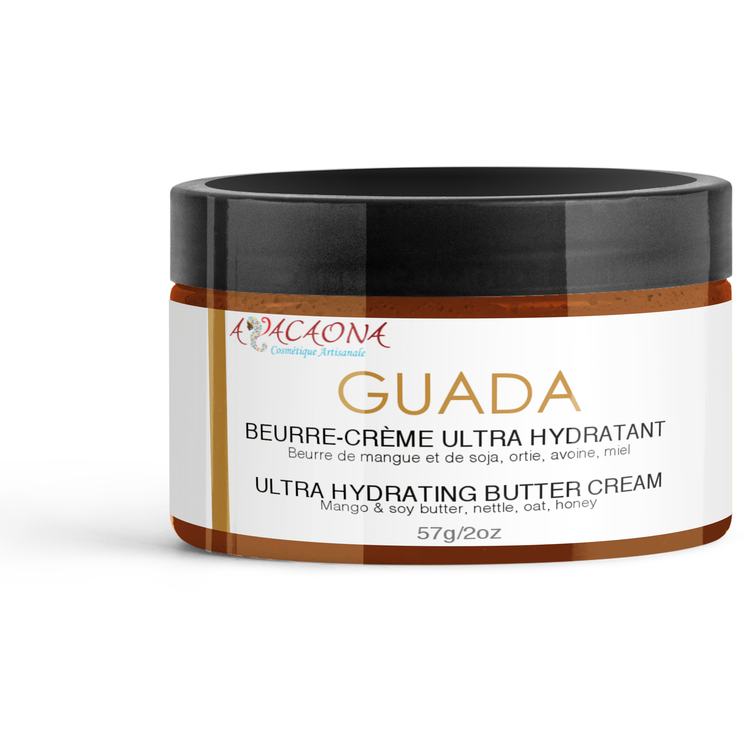 Ayacaona Natural Styling Product Ultra Hydrating Buttercream
