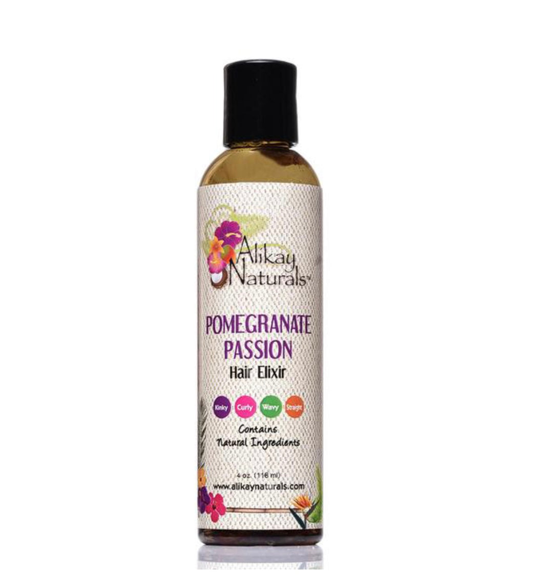 Alikay naturals Pomegranate Passion Hair Elixir