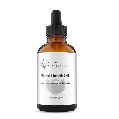 I AM NATURELLE beard growth oil