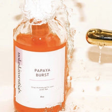 Load image into Gallery viewer, Nolaskinsentials Papaya Burst Cleansing gel for acne prone skin