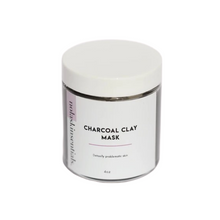 Load image into Gallery viewer, Nolaskinsentials charcoal clay mask