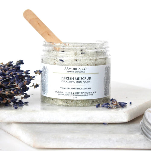 Armure & Co Refresh Me Body Scrub