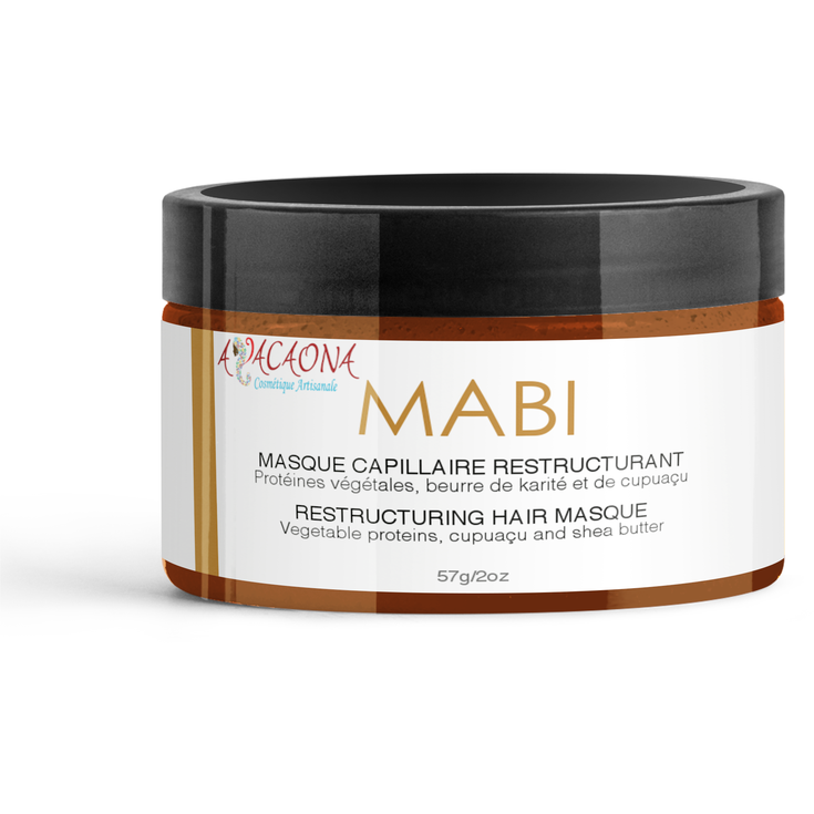 Mabi- Brittle Hair Protein Mask