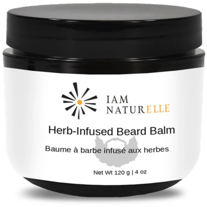 I AM NATURELLE Herb Infused Beard Balm