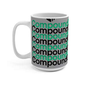 Compound Defi (COMP)- Mug 15oz - Mr. Block Crypto Store