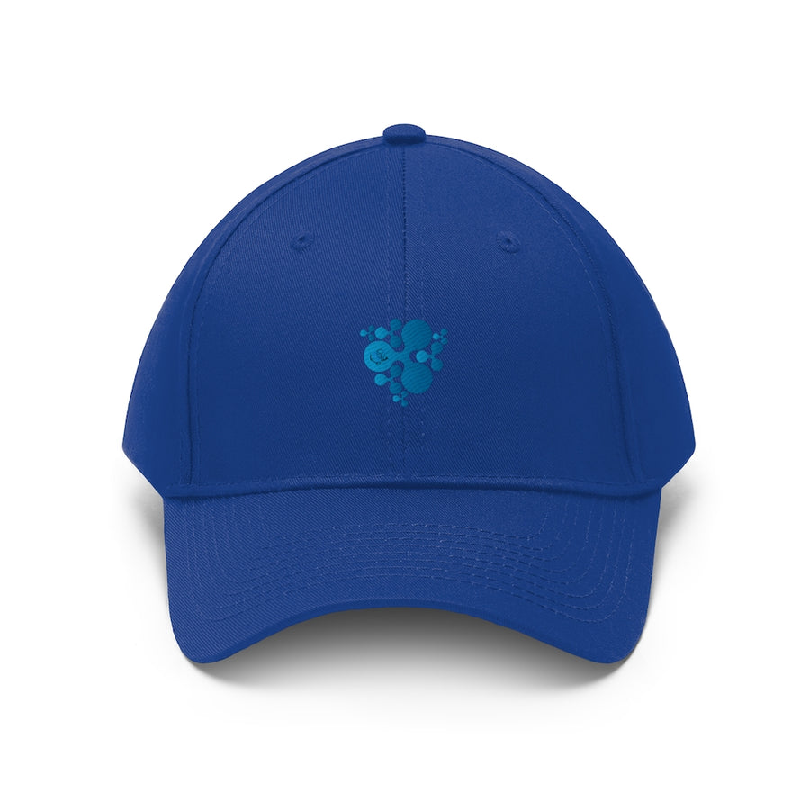 XRP RIPPLE Scatted Logo- Unisex Hat