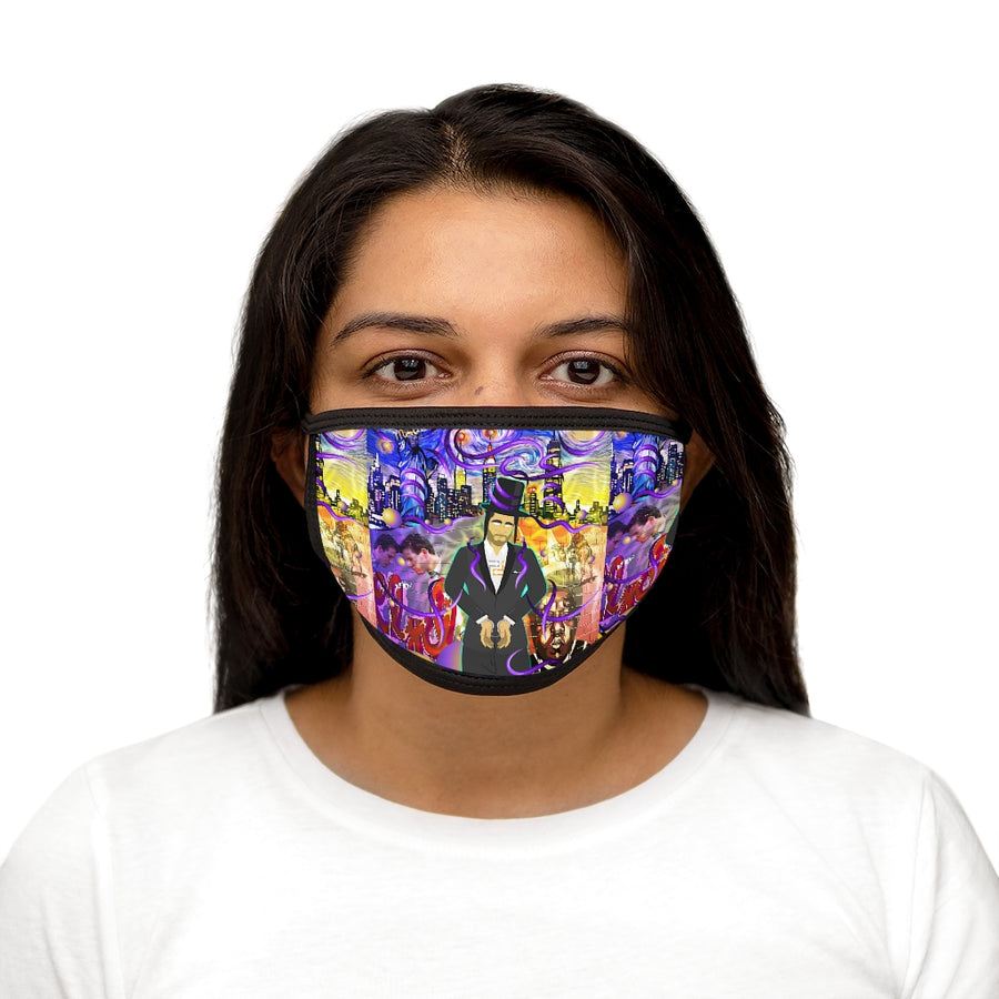 Charlie Shrem- The Silk Road Series -Fabric Face Mask