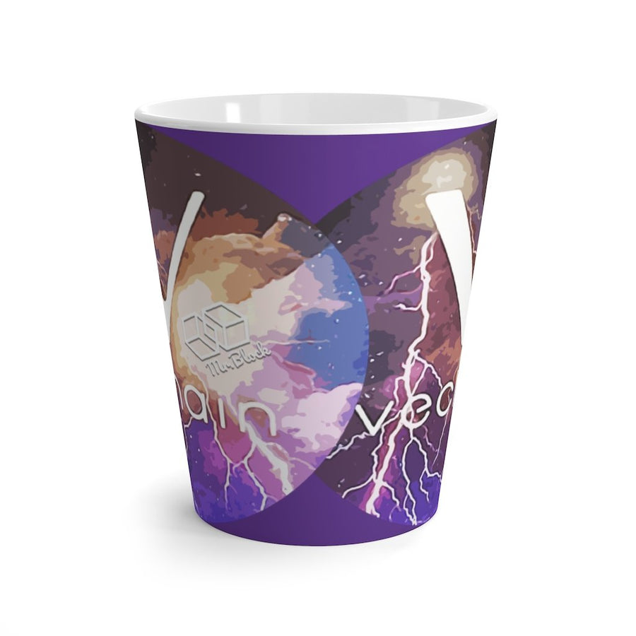 Vechain (VET) - Latte mug - Mr. Block Crypto Store