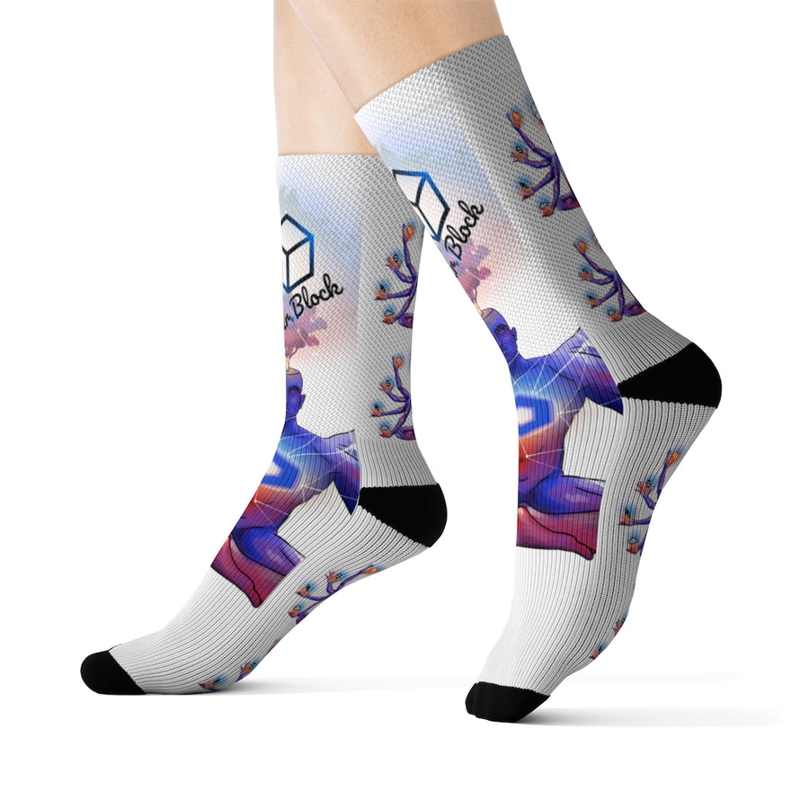 Chainlink Oracle Connected Ecosystem- Crypto Socks