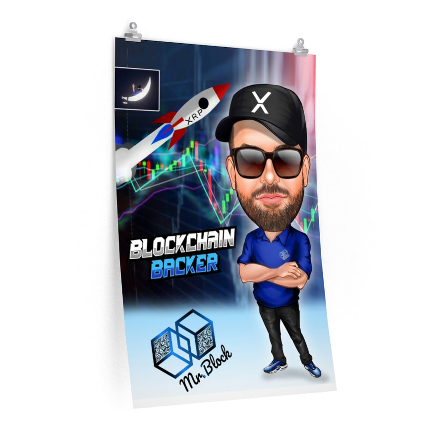 @BCBacker - XRP Crypto Influencer - Poster