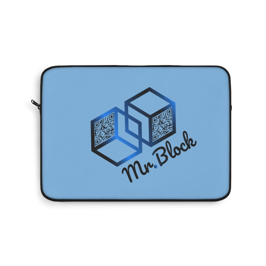 Mr. Block Merchandise - Laptop Sleeve