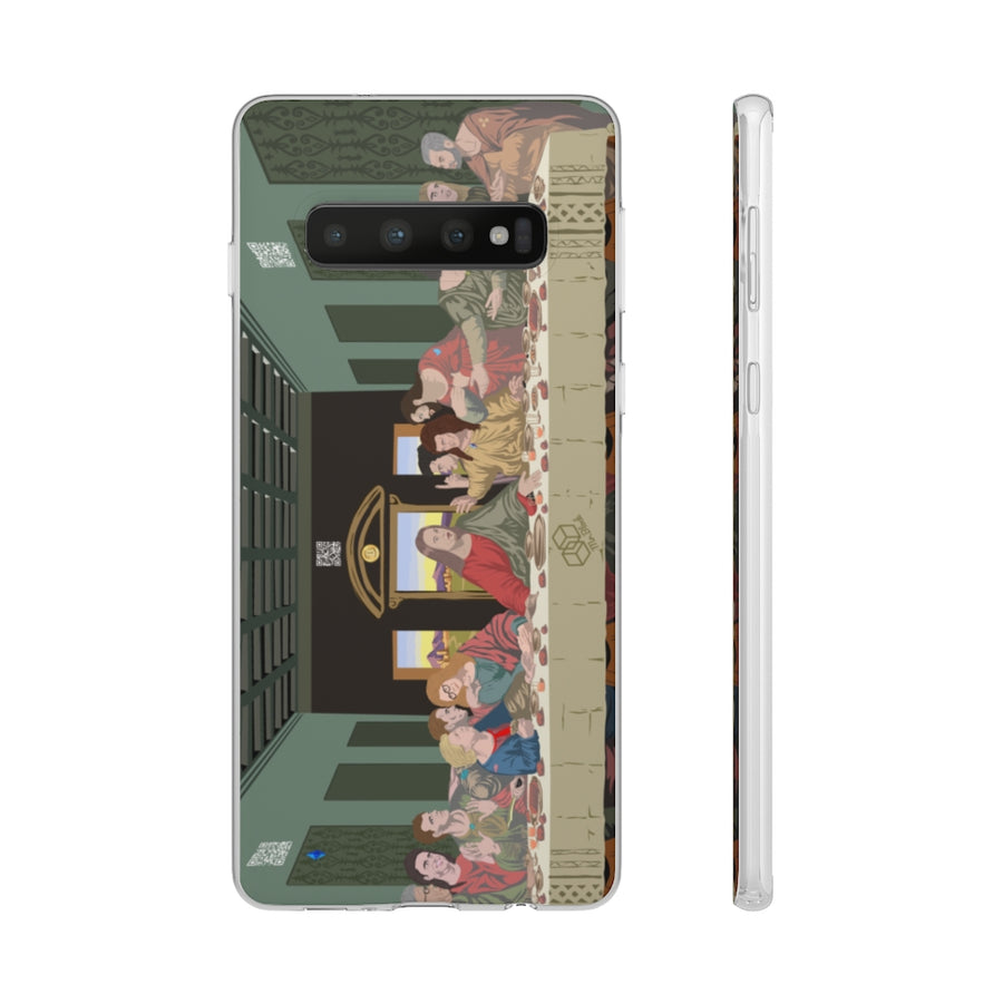 The Last Crypto Supper- Phone Cases (iPhone + Samsung)