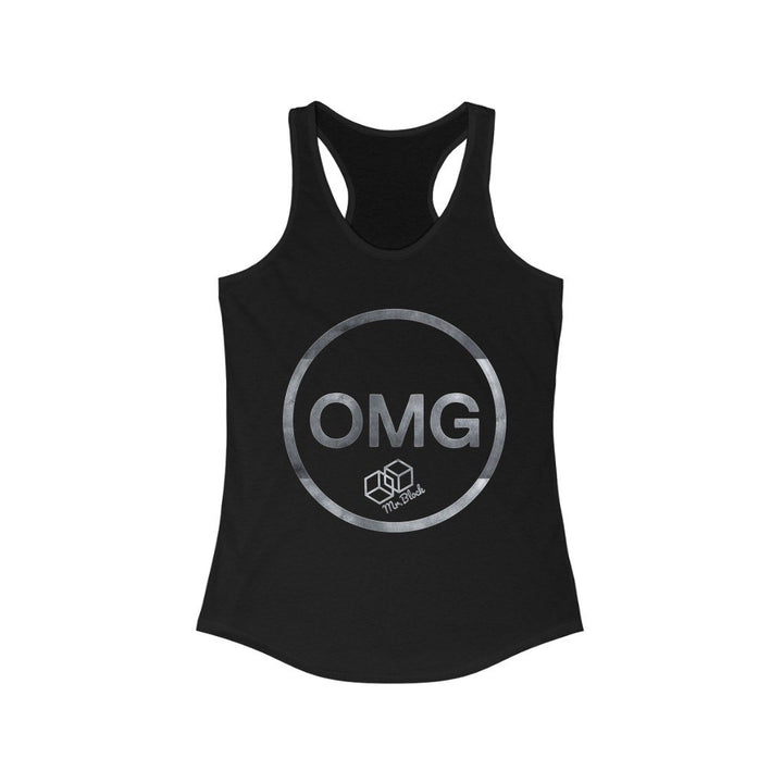 OMG Network Crypto - Women's Crypto Tank - Mr. Block Crypto Store