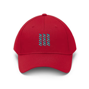 Zilliqa Scattered Logo (ZIL) - Unisex Hat - Mr. Block Crypto Store
