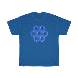 Chainlink Scattered Logo - Unisex Tee