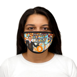 Max Keiser - Social Influencer Collection - Face Mask
