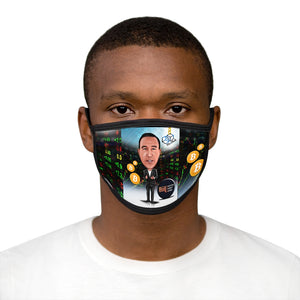 Digital Asset News (DAN)- Social influencer Youtuber- Face Mask