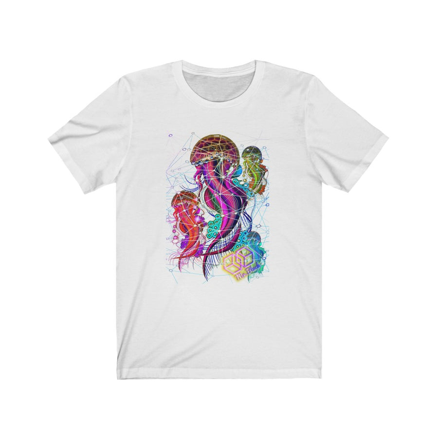 Chainlink Marines (Link) JellyFish  - Unisex Short Sleeve Tee