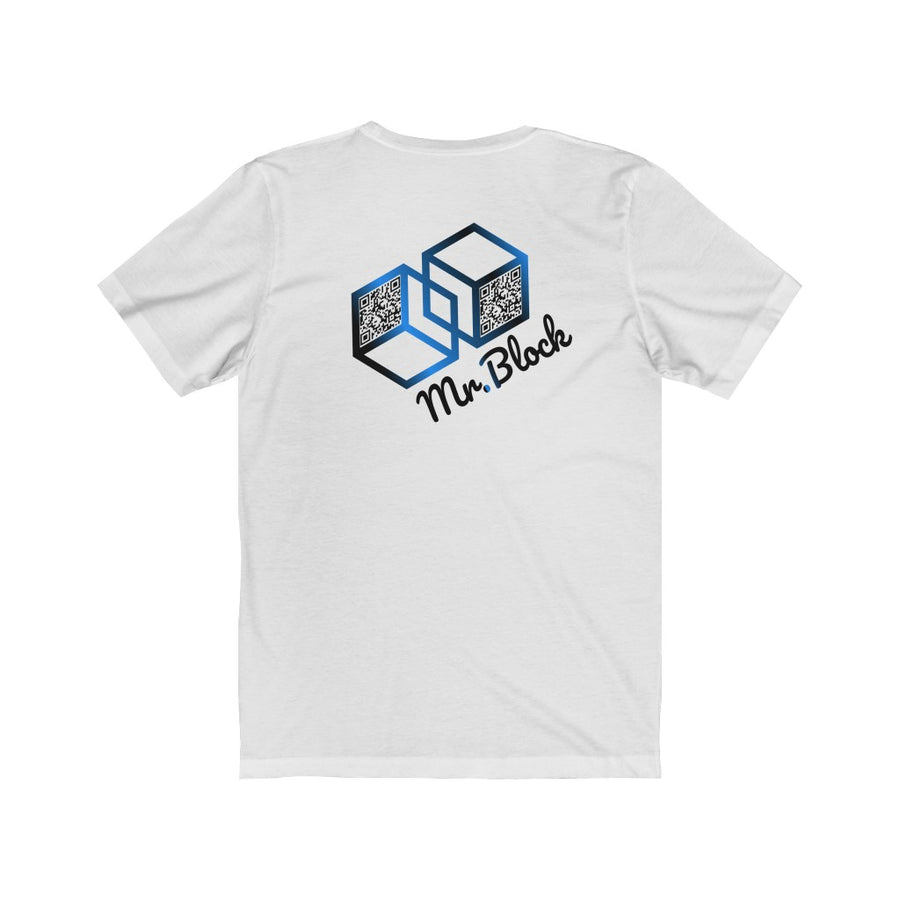 Pomp Lunch Money - Bitcoin and Blockchain Influencer- Unisex Tee