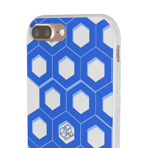 Chainlink Scattered Logo - Phone Cases (iPhone + Samsung)