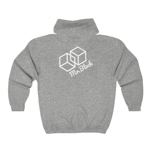 Crypto Capital Storming, Fall of Trump and Dollar - Rise of Bitcoin, Artificial Intelligence, and Decentralization (BTC) - Satoshi Nakamoto Series - Unisex Hoodie