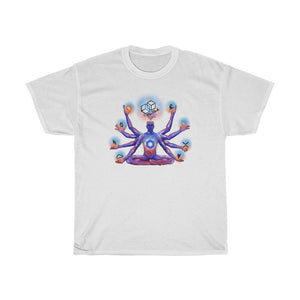 Chainlink Oracle Connected Ecosystem- Unisex Tee