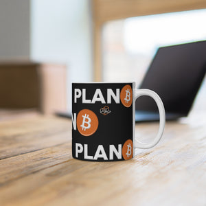 Plan B (Choose Bitcoin)- Crypto Mug