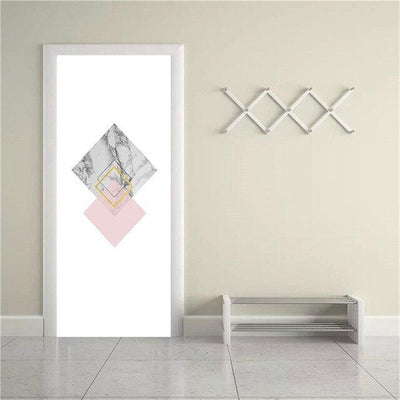 Stickers Porte Design Scandinave