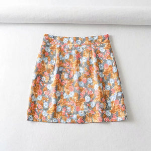 Olton Mini Skirt