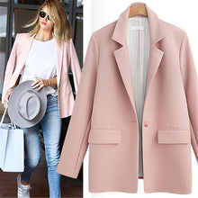 Load image into Gallery viewer, Yaya Blazer Pink