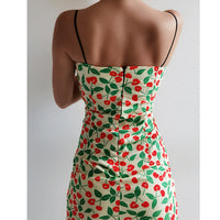 Load image into Gallery viewer, Teenager Dream Cherry Dress