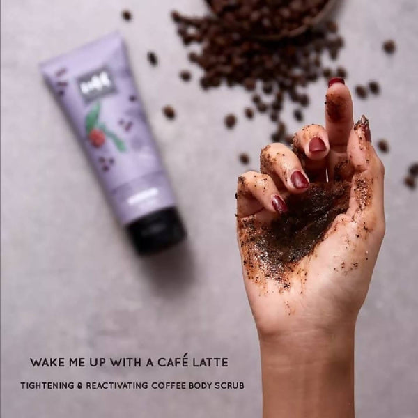 Body Scrub - Tightening & Reactivating Coffee Body Scrub