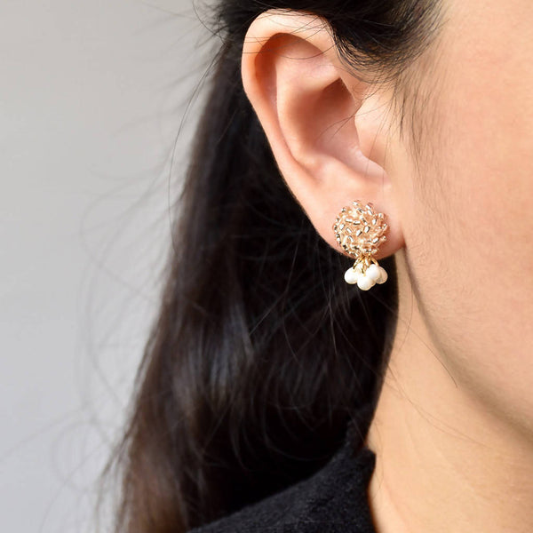 Atlas Drop Earrings