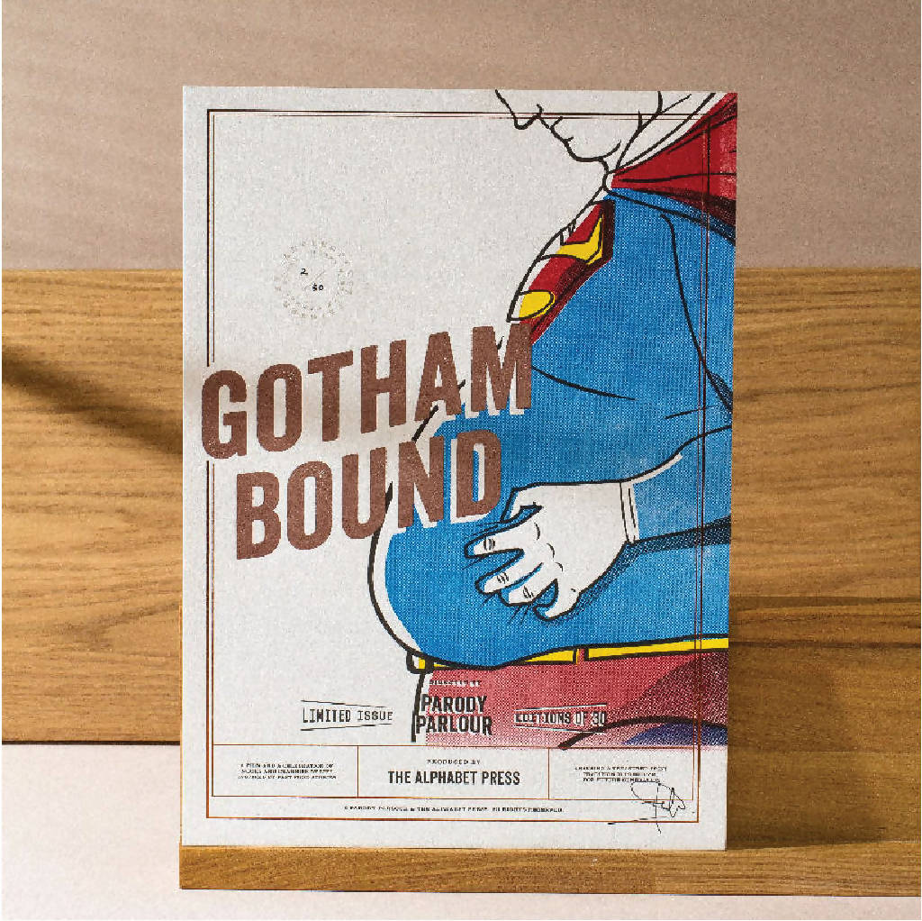 Gotham Bound - Superbelly