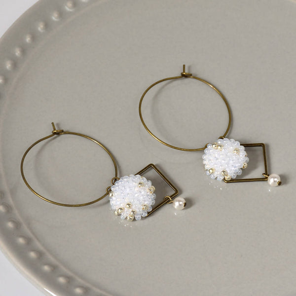 Victoi Hoop Earrings